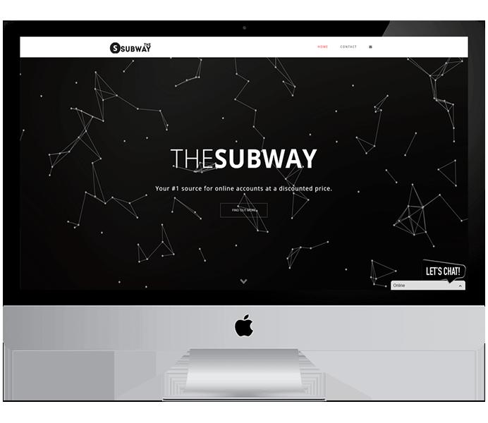 CyberCustom | Website Design Portfolio